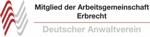Mitglied der Arbeitsgemeinschaft Erbrecht im Deutschen Anwaltverein